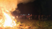 Absage des Osterfeuers in 2020
