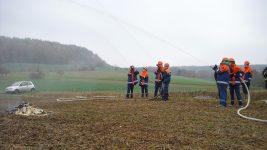 Jugendfeuerwehr Oedelsheim - Übung 2011