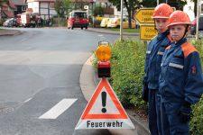 Jugendfeuerwehr Oedelsheim - Übung 2014